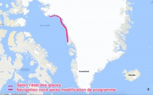 Itinéraire 2017